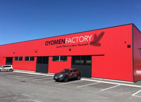 oyomen factory